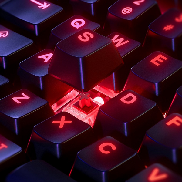 SteelSeries Apex 7 TKL Red Switches (64646) фото