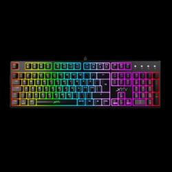 Xtrfy K4 RGB Kailh Red UA Black (XG-K4-RGB-R-UKR)