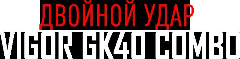 Vigor GK40 COMBO