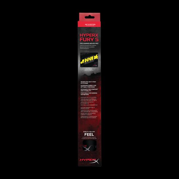 HyperX Fury S Pro Large Gaming Black NaVi Edition (HX-MPFS-L-1N) стоимость