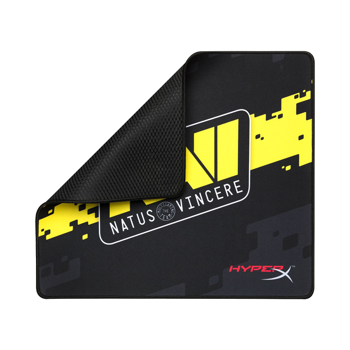 HyperX Fury S Pro Large Gaming Black NaVi Edition (HX-MPFS-L-1N) фото
