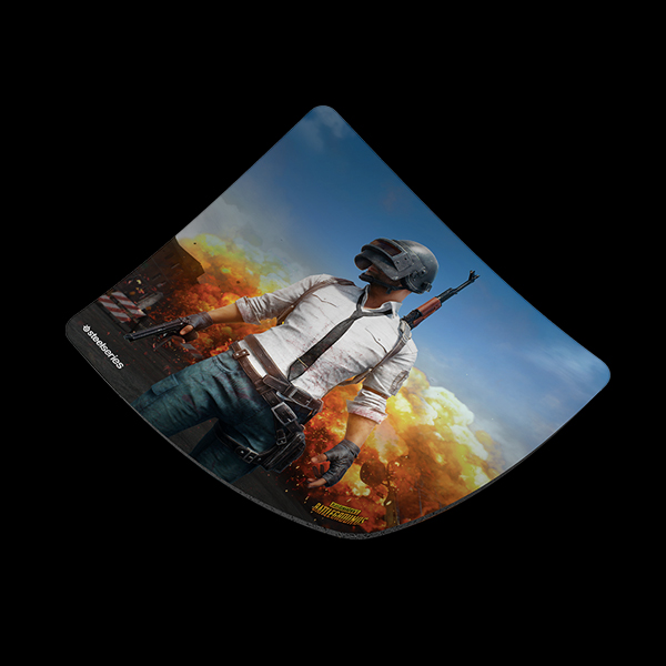STEELSERIES QcK+ PUBG Edition (63807) фото