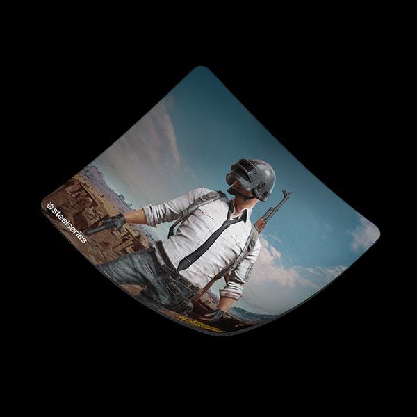 STEELSERIES QcK+ PUBG Miramar Edition (63808) фото