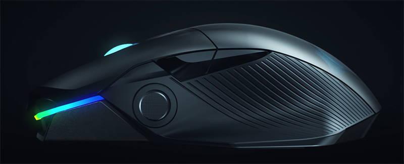 Мышка сбоку