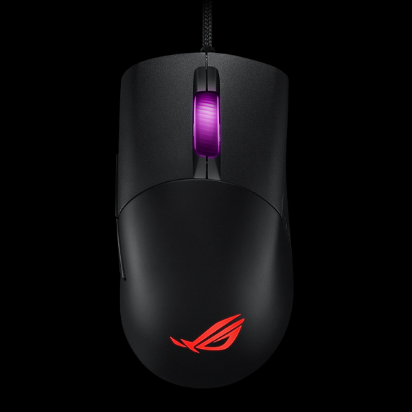 ASUS ROG Keris USB RGB Black (90MP01R0-B0UA00)