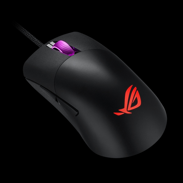 ASUS ROG Keris USB RGB Black (90MP01R0-B0UA00) фото