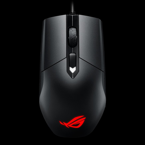 Asus ROG Strix Impact II USB Black (90MP01E0-B0UA00)