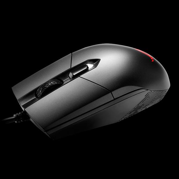 ASUS ROG Strix Impact II USB Black (90MP01E0-B0UA00) цена