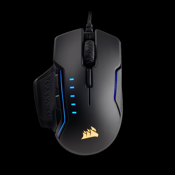 Corsair Glaive RGB Gaming Mouse (CH-9302011-EU) стоимость