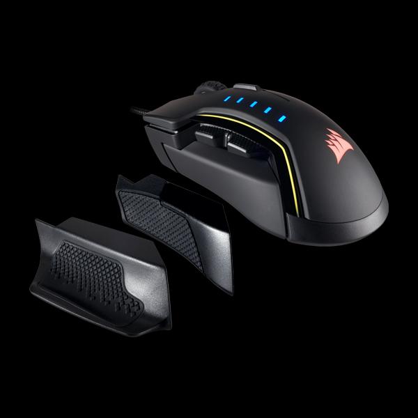 Corsair Glaive RGB Gaming Mouse (CH-9302011-EU) в Украине