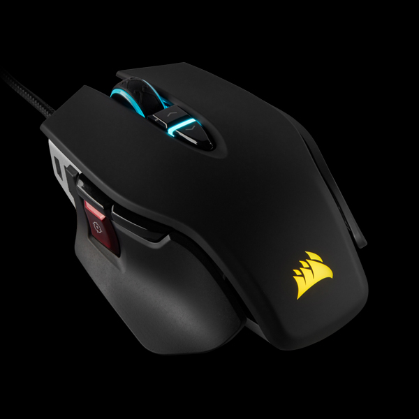 Corsair M65 Pro Elite Carbon Gaming Mouse (CH-9309011-EU) купить