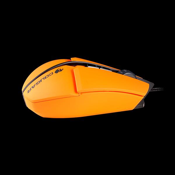 Cougar 600M Orange описание