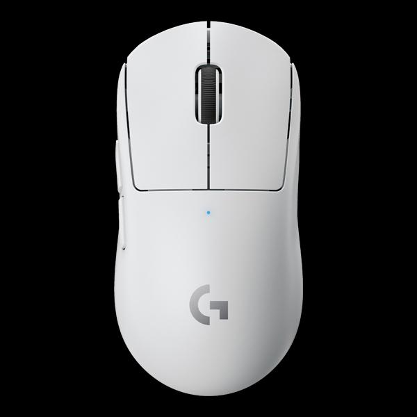 Logitech G PRO X Superlight Wireless White (910-005942)