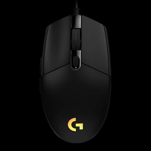 Logitech G102 Lightsync Black (910-005823) купить