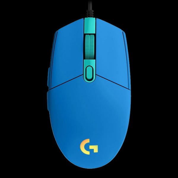 Logitech G102 Lightsync Blue (910-005801) купить