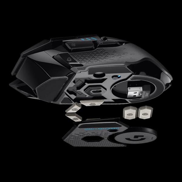 Logitech G502 Lightspeed Wireless (910-005567) фото