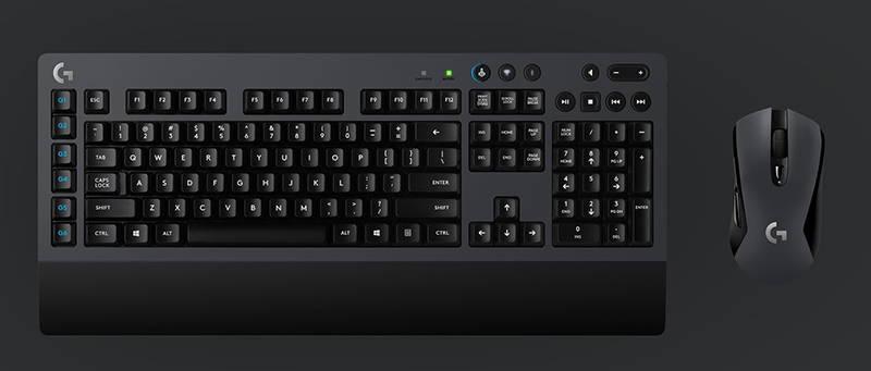 Мышка и клавиатура