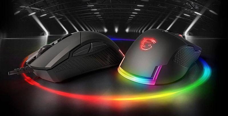 Мышка МЫШЬ MSI CLUTCH GM50