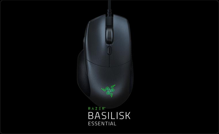 Razer Basilisk Essential (RZ01-02650100-R3M1)
