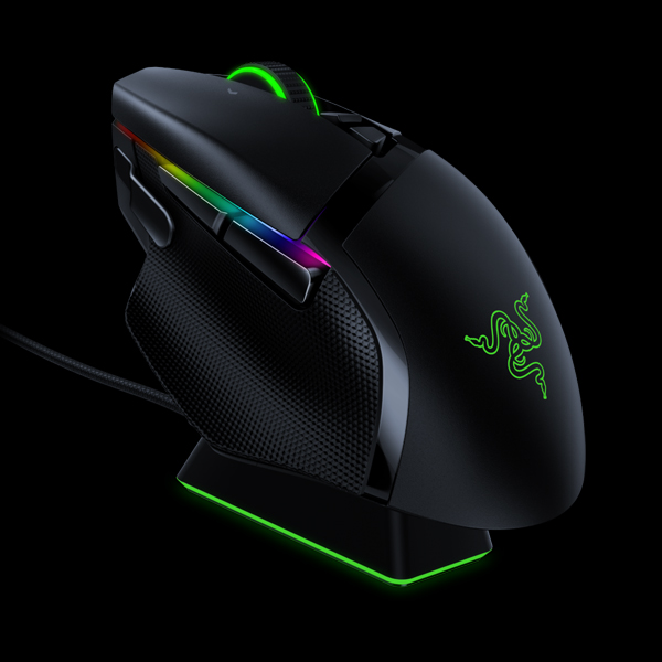 Razer Basilisk Ultimate & Mouse Dock (RZ01-03170100-R3G1) цена