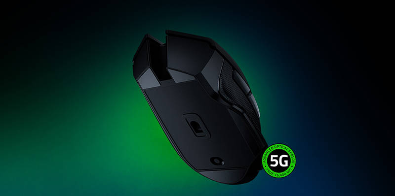 Нижняя часть мышки