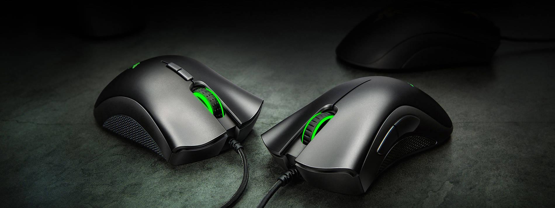 две мышки