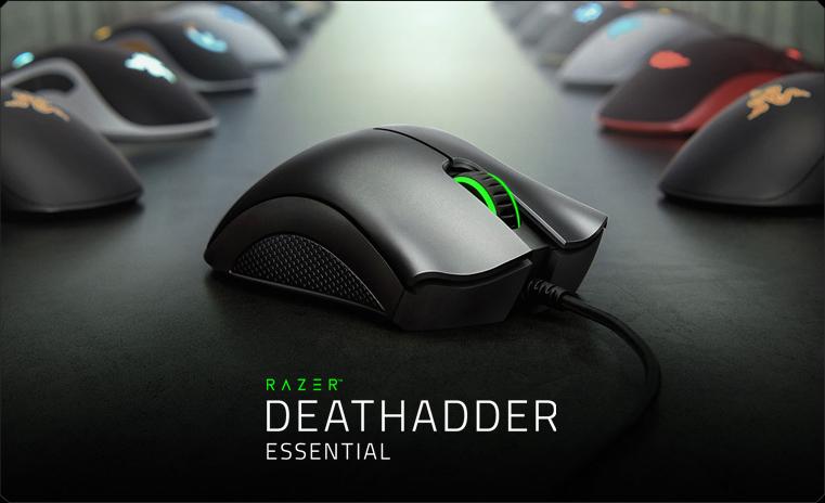Razer DeathAdder Essential (RZ01-02540100-R3M1)