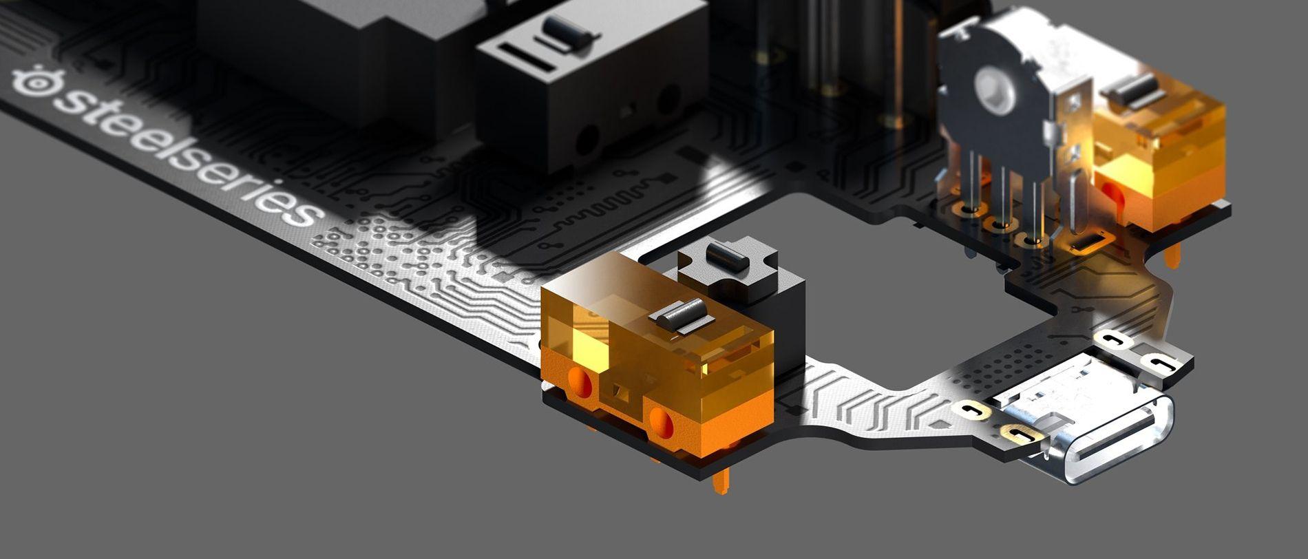 Переключатели Golden Micro IP54