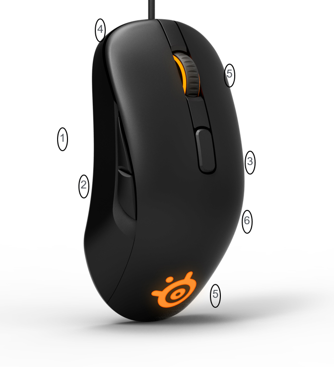 Rival 105 Wireless фото 3