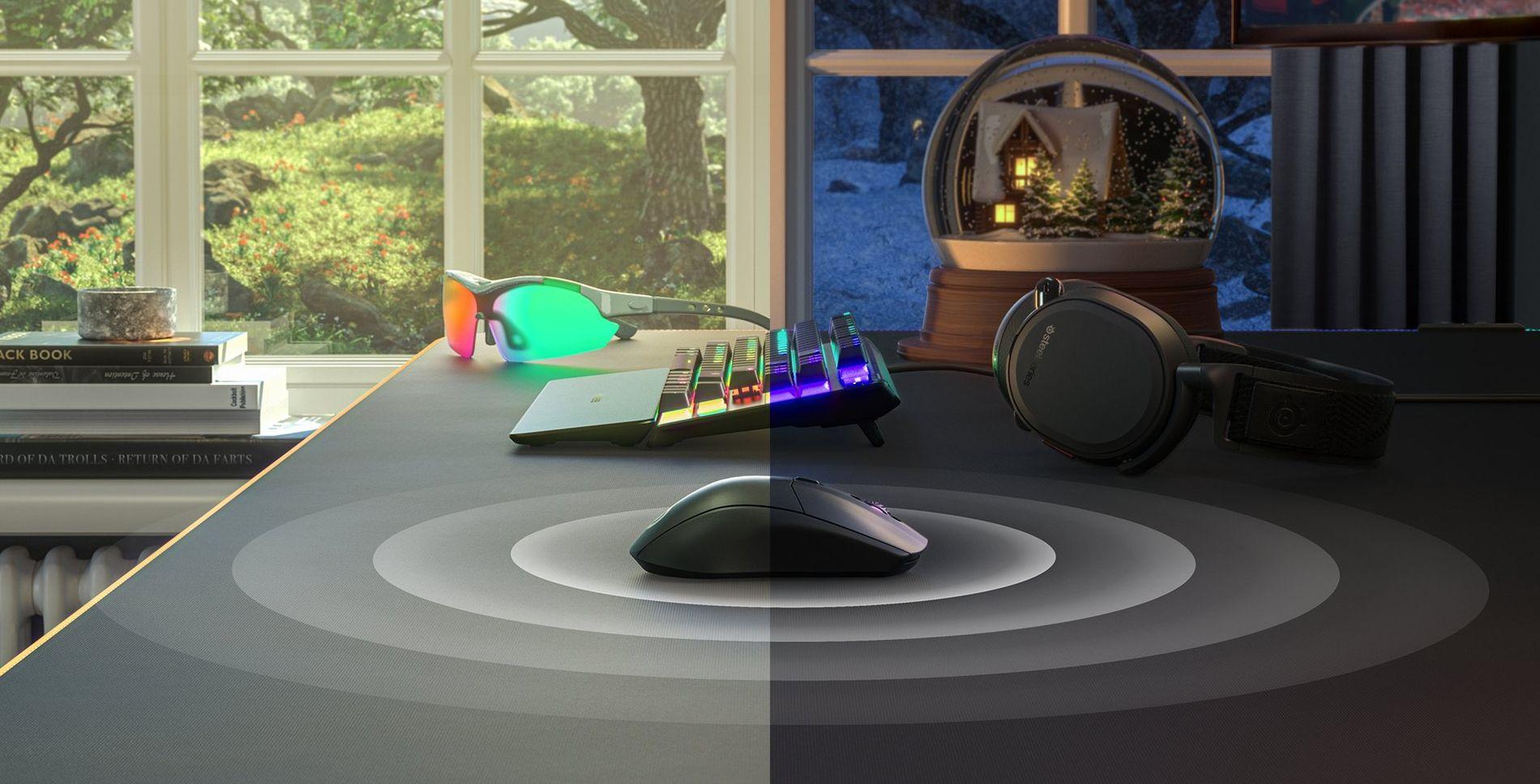 Мышки на столе