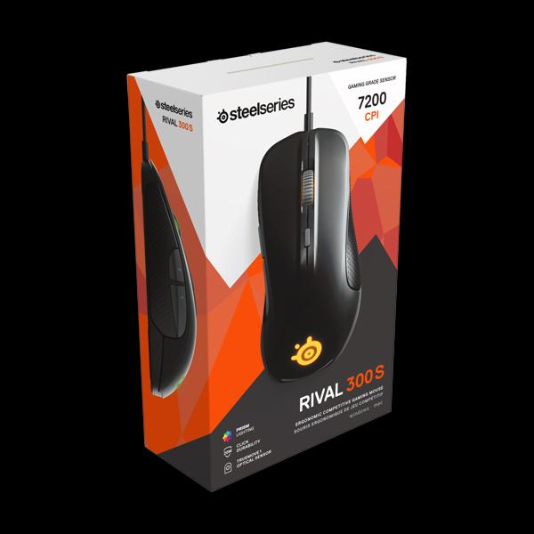 SteelSeries Rival 300S (62488) стоимость