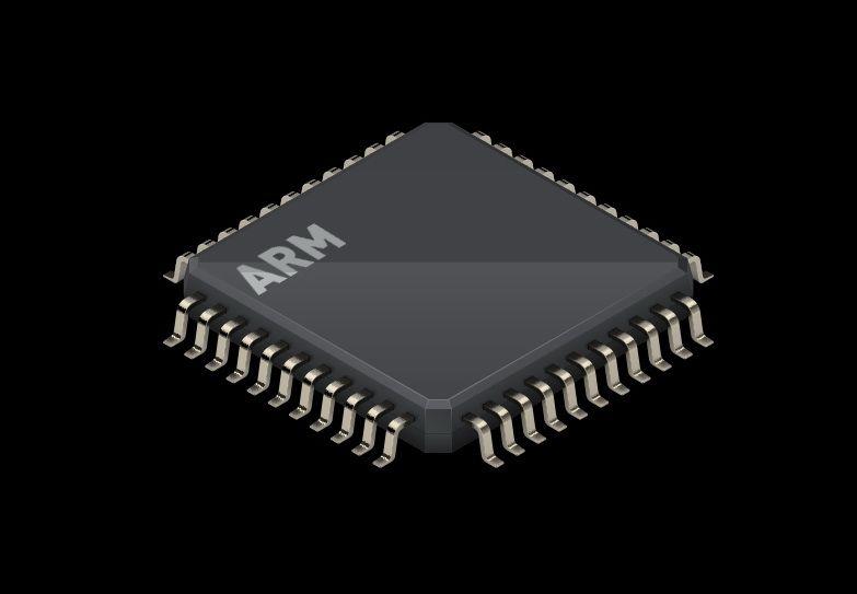Микроконтроллер ARM