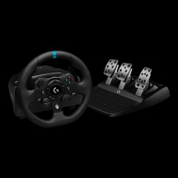 Logitech G923 Racing Wheel and Pedals PC & Xbox