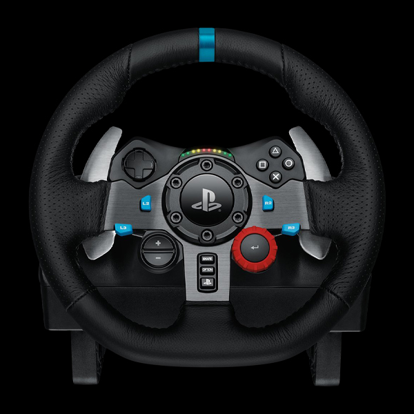 Logitech Driving Force G29 Racing Wheel фото
