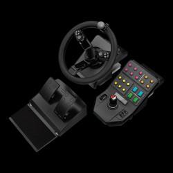 Logitech G Heavy Equipment Bundle Farm Sim Controller