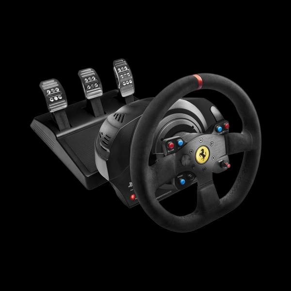 Thrustmaster T300 Ferrari Integral RW Alcantara Edition купить