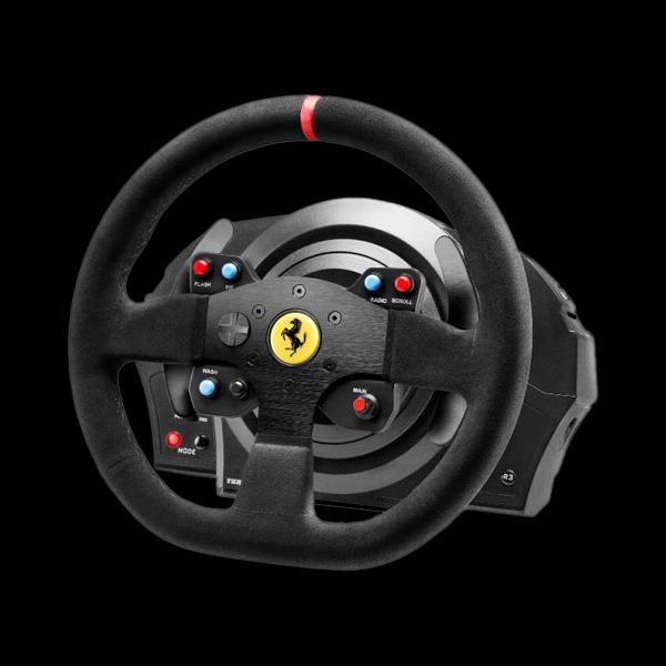 Thrustmaster T300 Ferrari Integral RW Alcantara Edition цена