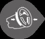2 больших секвенционных переключателя-лепестка на руле