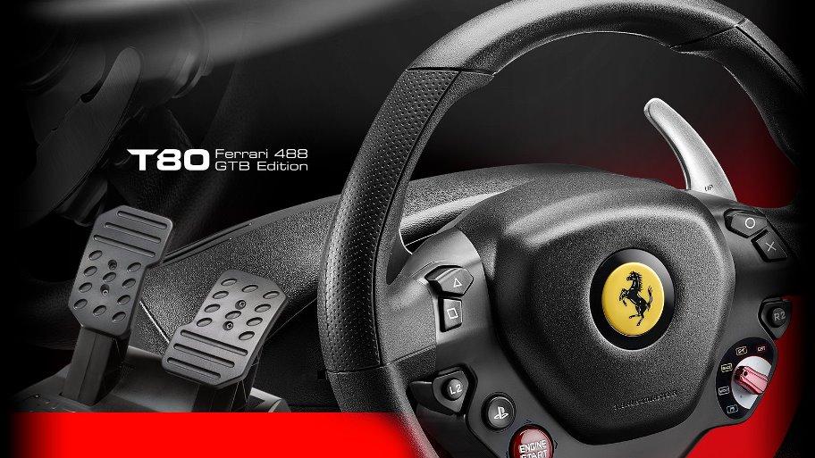 T80 Ferrari 488 GTB