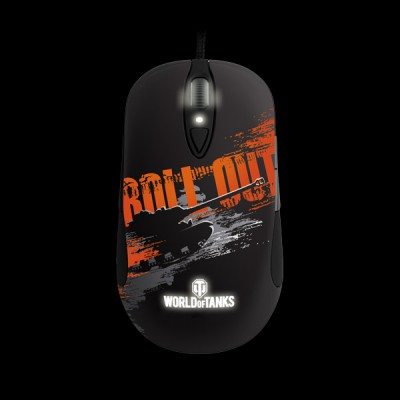 SteelSeries Sensei RAW World of Tanks Edition (62162)