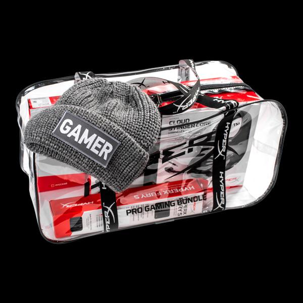 HyperX Pro Gaming Bundle + подарок (HX-PRO-GAMING-BNDL) описание