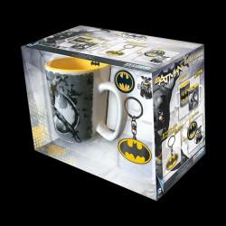 ABYstyle DC Comics - чашка, брелок, знак Batman