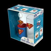 ABYstyle DC COMICS - стакан, брелок, мини чашка Superman (ABYPCK087)