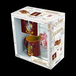 ABYstyle Harry Potter - чашка, подставка под чашку, стакан Гриффиндор (ABYPCK101)