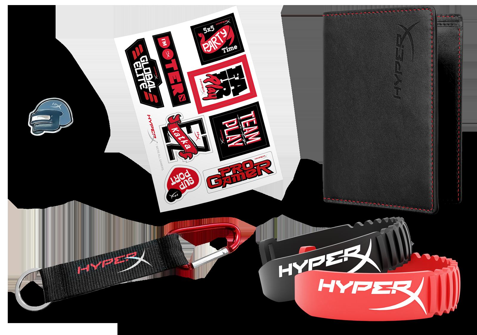 HYPERX POWER PACK v.3