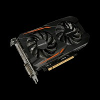 Gigabyte GeForce® GTX 1050 Ti OC 4G (GV-N105TOC-4GD)