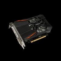 Gigabyte GeForce® GTX 1050 Ti TD5 4G (GV-N105TD5-4GD)