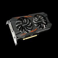 Gigabyte GeForce GTX 1050Ti WF2OC (GV-N105tWF2OC-4GD)