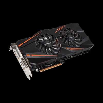Gigabyte GeForce® GTX 1070 WF2 OC 8G (GV-N1070WF2OC-8GD)