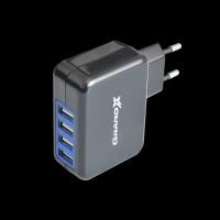 Зарядное устройство Grand-X USB (CH-995)